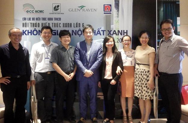 Câu lạc bộ Kiến trúc Xanh TP.HCM, thành lập tháng 9/2011, là nơi tập hợp các thành viên từ nhiều lĩnh vực, có cùng quan tâm và nhiệt huyết trong việc thiết kế và xây dựng các công trình Xanh tại Việt Nam. Trải qua hơn 3 năm hoạt động, cùng sự hỗ trợ của Trung tâm Tiết kiệm Năng lượng TP.HCM, CLB đã ngày càng phát triển với số lượng thành viên chính thức gần 300 người, và tổ chức được 6 Hội thảo chuyên ngành lớn.