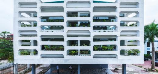 SRDP-IWMC / H&P Architects 01