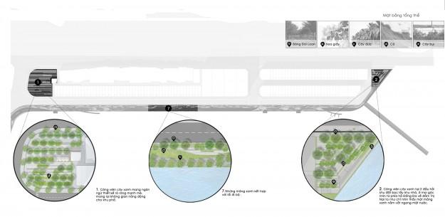 Cải tạo hồ sinh thái Đống Đa / MIA Design Studio 5