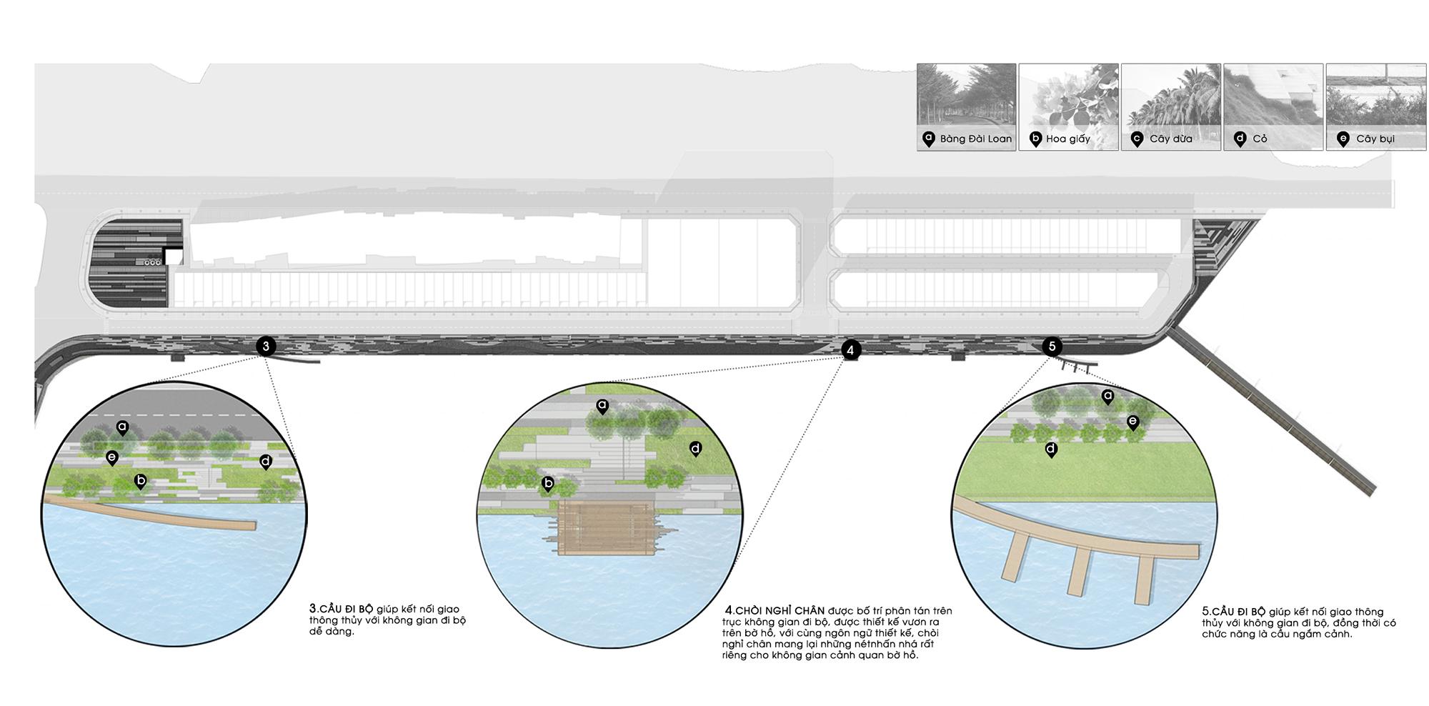 Cải tạo hồ sinh thái Đống Đa / MIA Design Studio 6