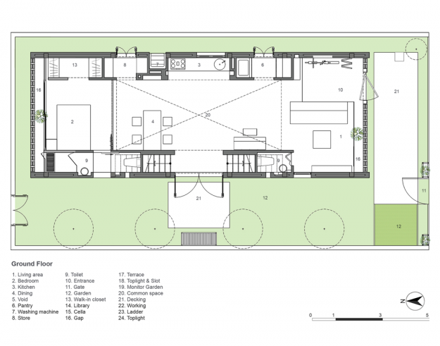 Termitary House / Tropical Space 28