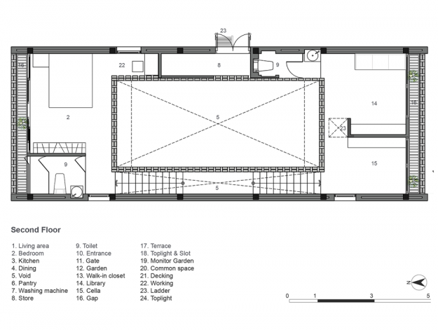Termitary House / Tropical Space 29