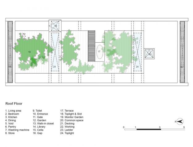 Termitary House / Tropical Space 30