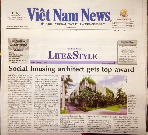 VietNamNews20160115