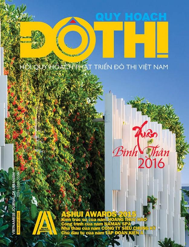 Tạp chí Quy hoạch Đô thị số 23