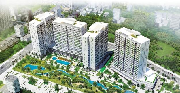 Dự án căn hộ Citihome phát triển bởi Kiến Á