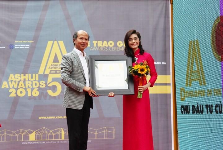 Chủ đầu tư của năm 2016: Tập đoàn Nam Cường
