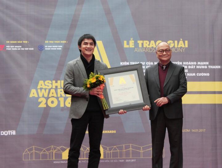 Công trình của năm 2016: Công viên đất nung Thanh Hà