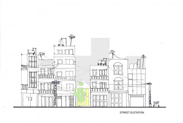 Street elevation