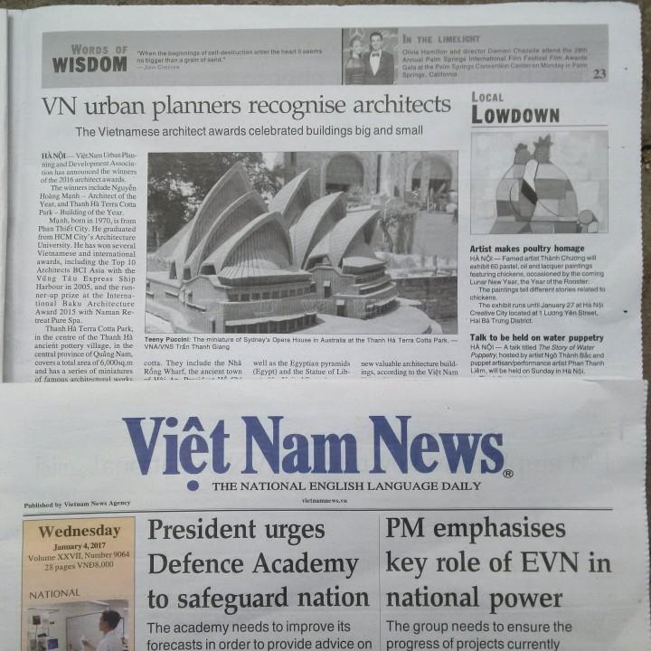 VietNamNews20170104