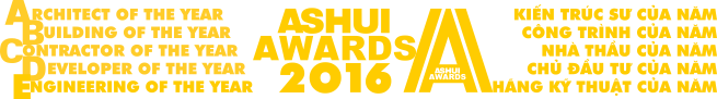 Ashui Awards 2016