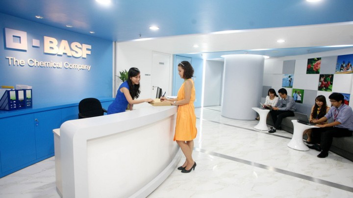 BASF Vietnam-HCMC