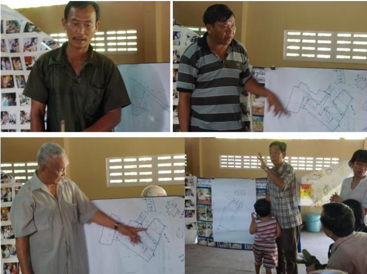 Hình ảnh cộng đồng tham gia đề xuất ý tưởng quy hoạch