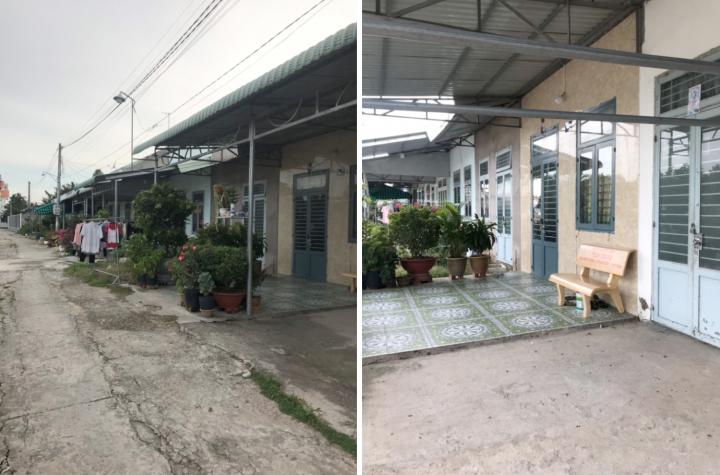 Hình ảnh dự án tại Hẽm 116, khu phố Nhơn Hòa 2, đường Trần Minh Châu, Phường 5