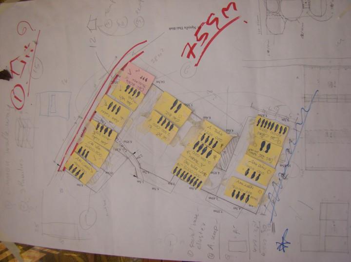 Bản đồ quy hoạch của cộng đồng