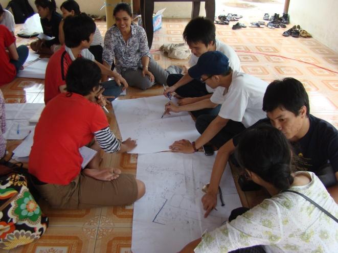 Nhóm CAN VN hỗ trợ cộng đồng cùng tham gia quy hoạch