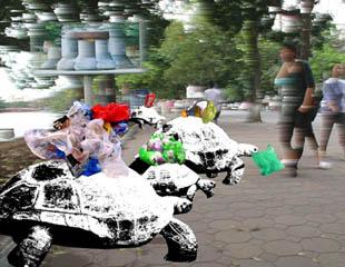 Cuộc chạy trốn của Rùa Hồ Gươm