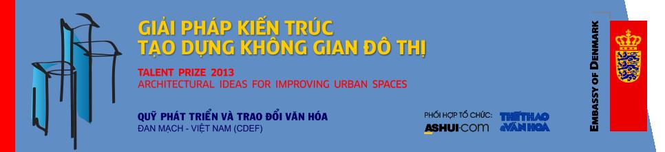Cuộc thi Tài năng Kiến trúc 2013