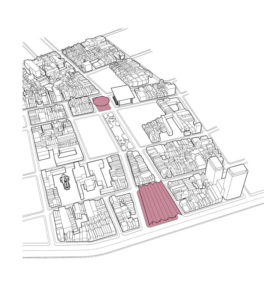 Quảng trường Hoa Sen (Đà Nẵng) / HUNI Architectes