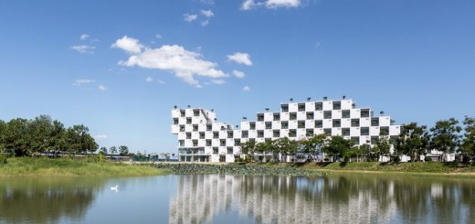 Đại học FPT / Vo Trong Nghia Architects 01