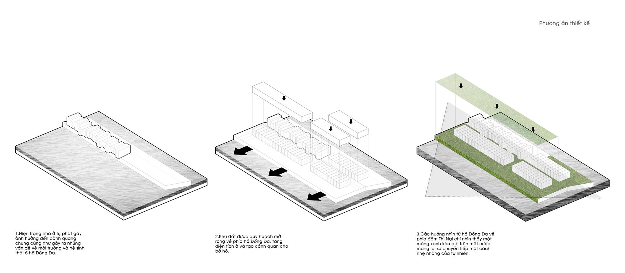Cải tạo hồ sinh thái Đống Đa / MIA Design Studio 2