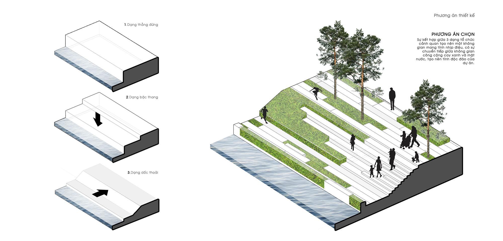 Cải tạo hồ sinh thái Đống Đa / MIA Design Studio 3