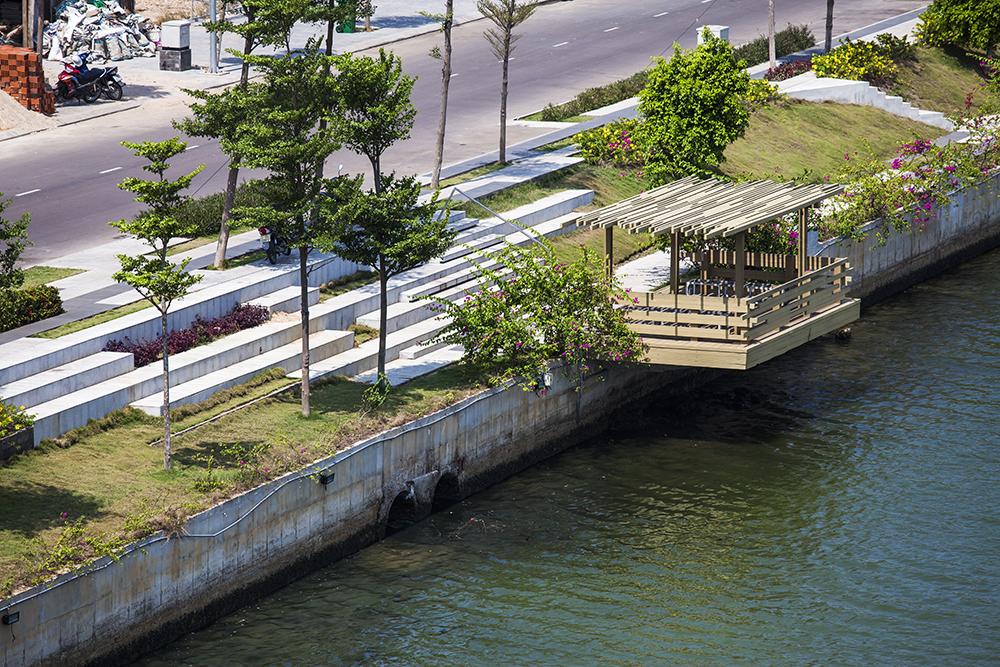 Cải tạo hồ sinh thái Đống Đa / MIA Design Studio 8542
