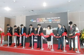 Lighting expo opens in HCM City