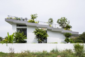 Hoan's hanging garden / thiết kế: Vo Trong Nghia Architects