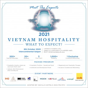 Meet the Experts: Vietnam Hospitality Market 2021, What to Expect?