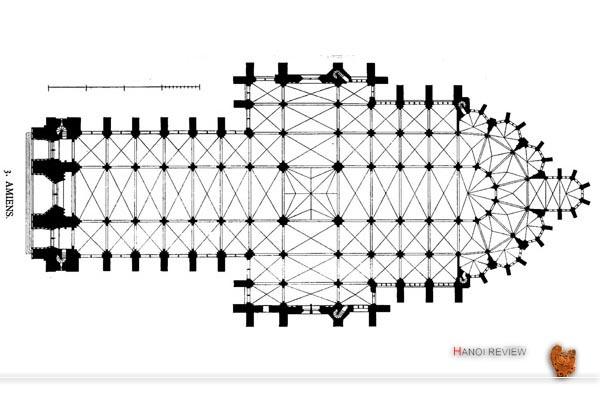 Kiến trúc Nhà thờ Lớn Hà Nội - ảnh 10