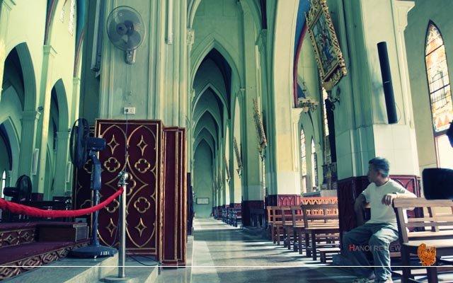 Kiến trúc Nhà thờ Lớn Hà Nội - ảnh 4