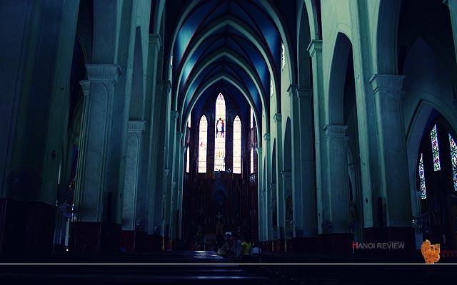 Kiến trúc Nhà thờ Lớn Hà Nội - ảnh 3