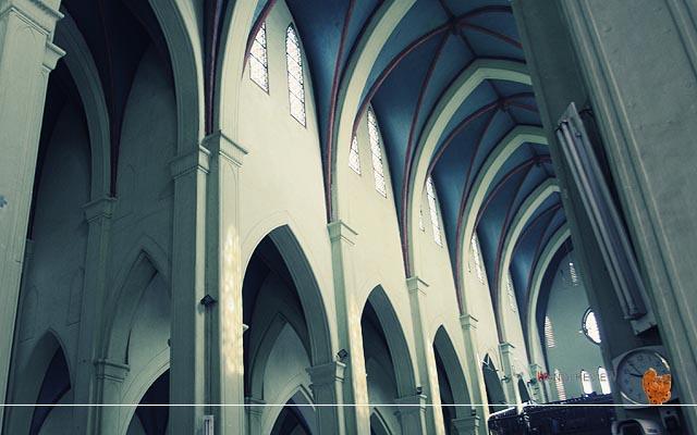 Kiến trúc Nhà thờ Lớn Hà Nội - ảnh 11