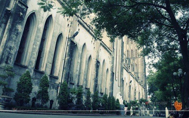 Kiến trúc Nhà thờ Lớn Hà Nội - ảnh 5