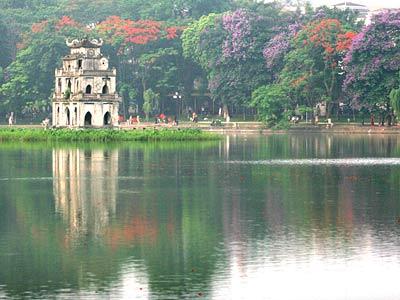 Thuyết Minh về Hồ Hoàn Kiếm