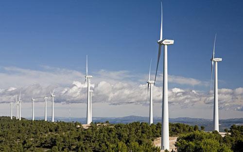 Châu Âu: Điện gió trên bờ có giá rẻ nhất