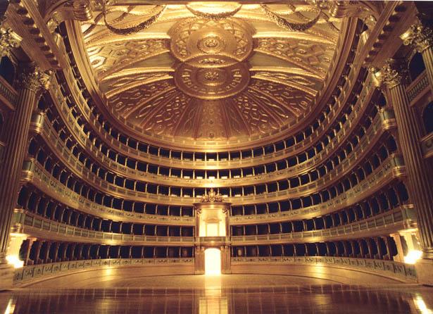 Kết quả hình ảnh cho Nhà hát Opera La Scala