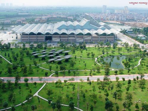 Phát triển công trình xanh – Mục tiêu và hành động