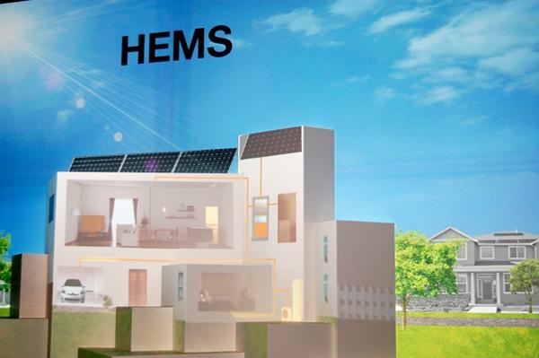 Công nghệ quản lý năng lượng HEMS