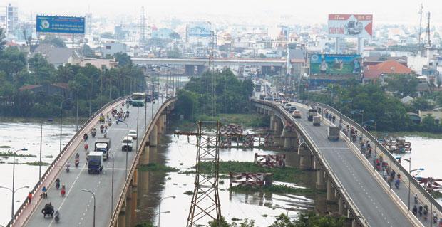 Dự án cầu đường Bình Triệu 2.