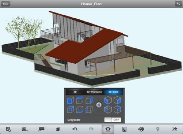 Autodesk trình làng phiên bản ứng dụng mới dành cho thiết bị của Apple