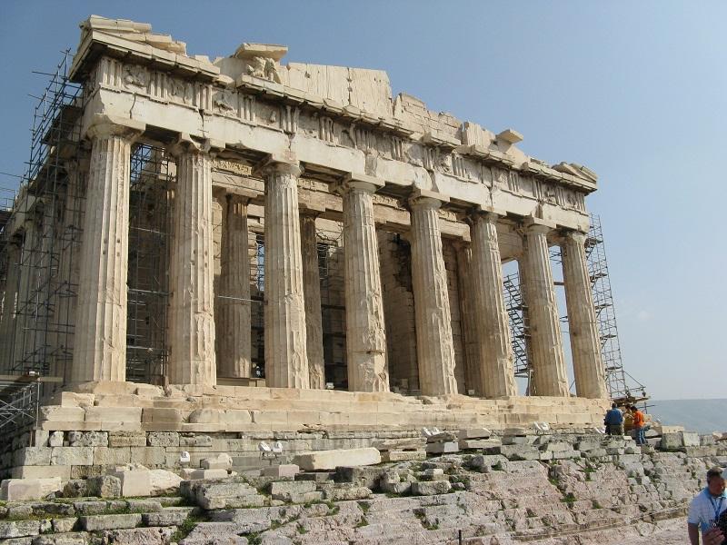 Kết quả hình ảnh cho hình ảnh đẹp thủ đô Hy Lạp