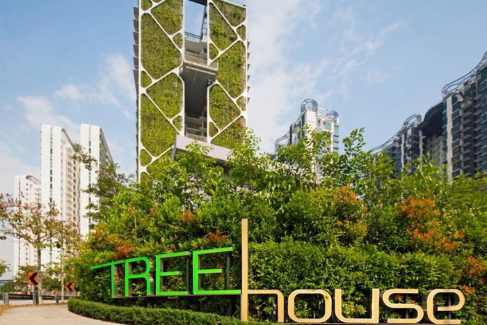 Kiến trúc xanh - chìa khóa xây dựng đô thị thông minh