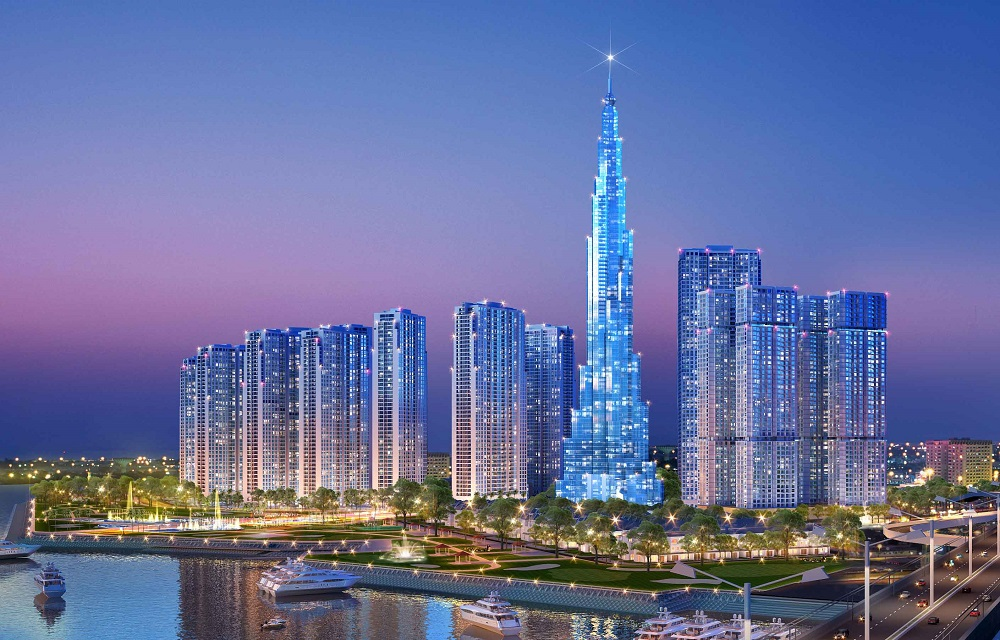 landmark 81 a towering totem to the confidence of the vietnamese
