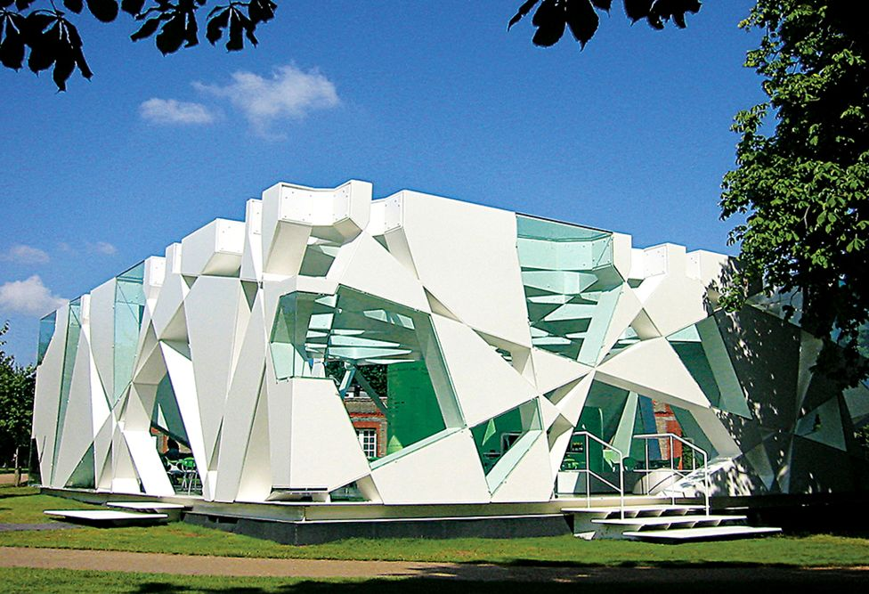 Vẻ đẹp kiến trúc từ công nghệ nano