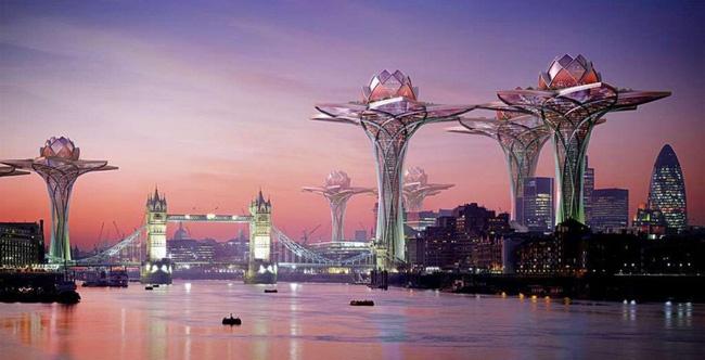 thiết kế đặc sắc, kiến trúc độc và lạ, kiến trúc táo bạo