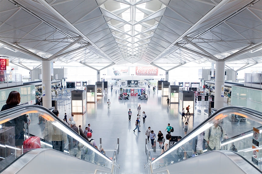 10 sân bay đệp nhất thế giới