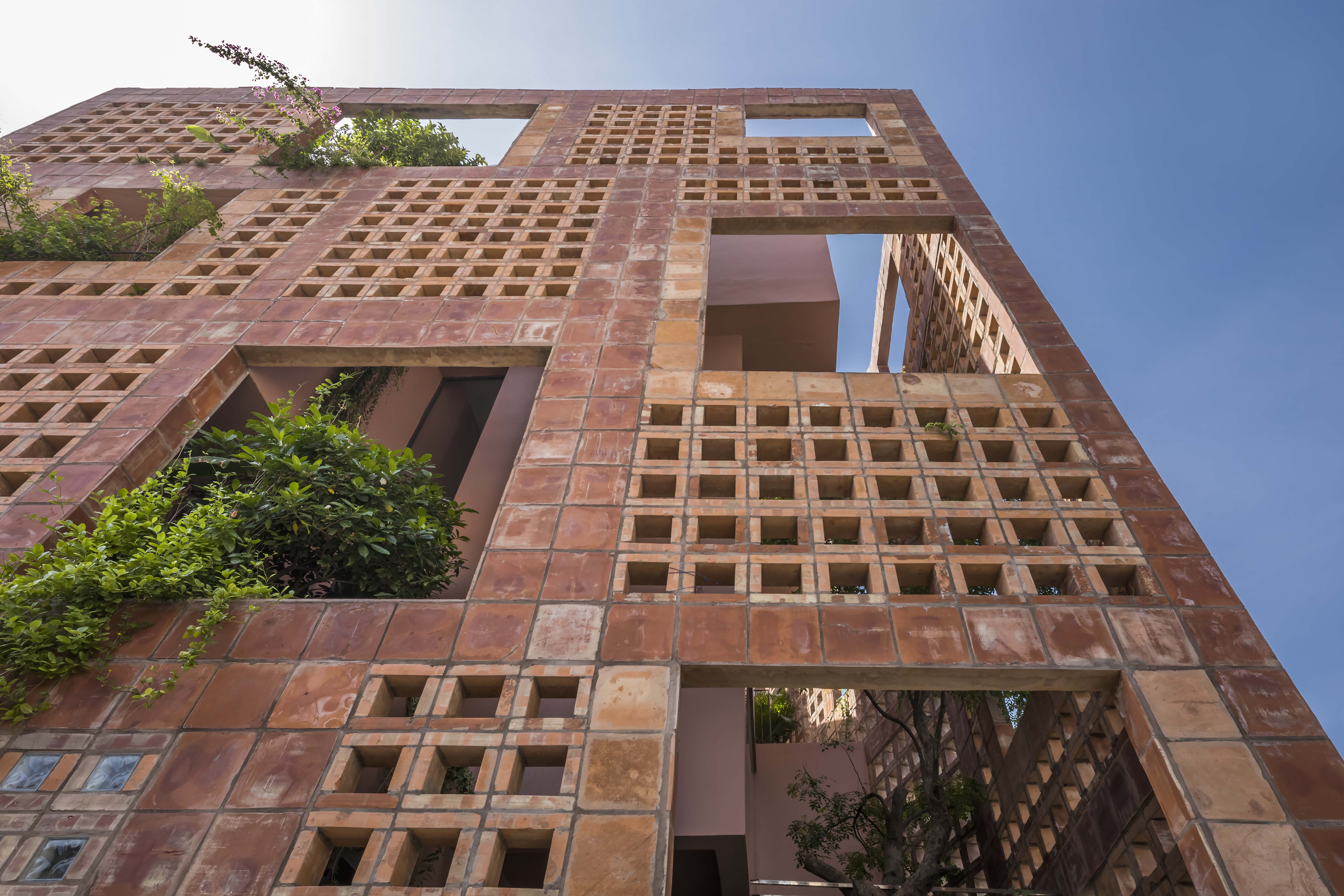 Battrang House03 - Bát Tràng House / thiết kế: VTN Architects