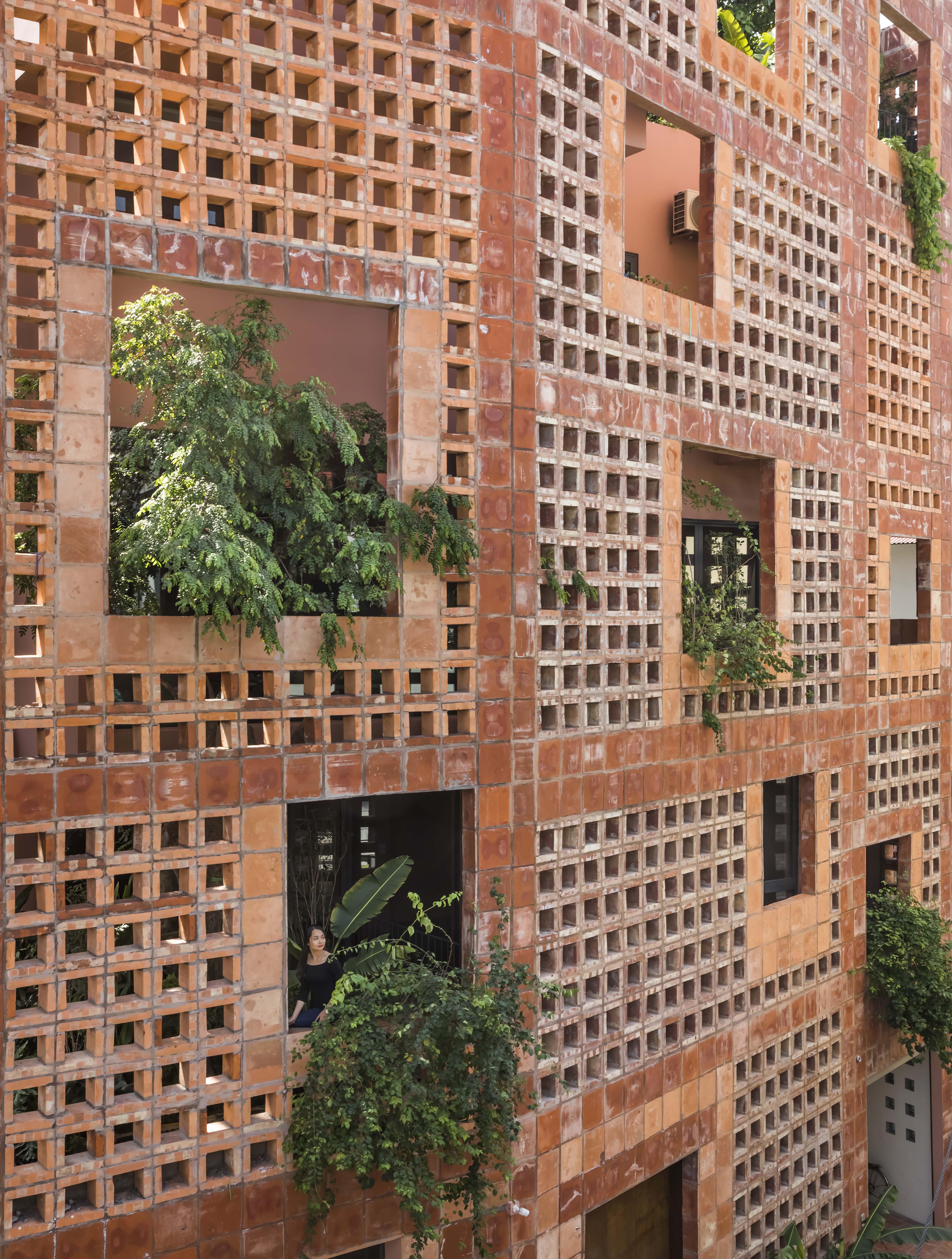 Battrang House04 - Bát Tràng House / thiết kế: VTN Architects